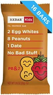 Granola & Protein Bars: RXBAR Kids