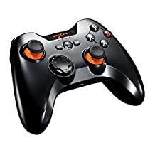 Morjava PXN-9613 Wireless Bluetooth Game Controller Portable Handle Bracket Gamepad for PC Tablet Android Smartphone TV Box