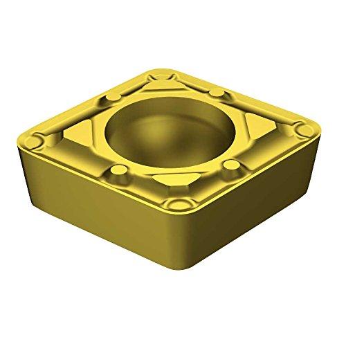 Pack of 10 Sandvik Coromant VNMG160408-PM4315 T-Max P insert for turning