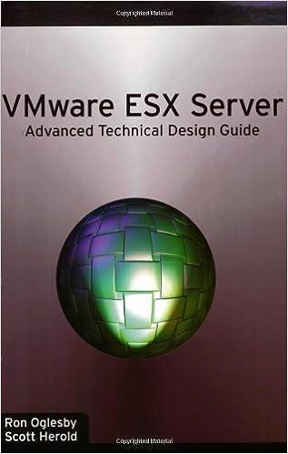 VMware ESX Server: Advanced Technical Design Guide (Advanced