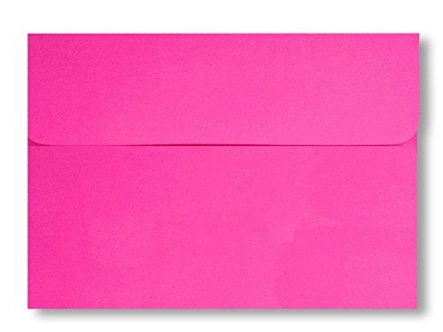 Pink A7 Envelopes - 9