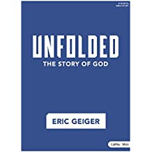Unfolded - Bible Study Book: The Story of God