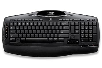 LOGITECH MX3200 CORDLESS KEYBOARD WINDOWS VISTA DRIVER