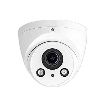 Dahua HNC5V380R-IR-Z 8MP H.265 Motorized Eyeball, 2.7-12mm Lens, Digitech Solutions Inc.