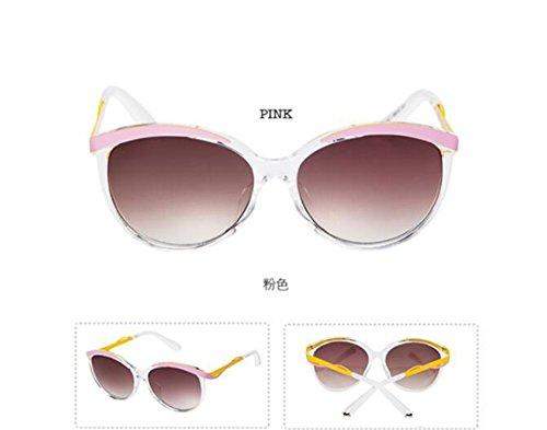 Que Retro afluencia ms del de de de Estrella de Gafas Modelos Primavera de Gafas Gente TAIYANGJ Sol Sol Conduce Las wUggXq