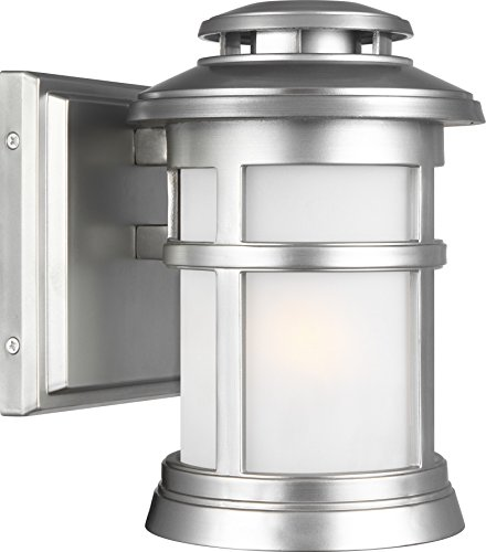 Feiss OL14300PBS 1 - Light Wall Lantern, 6.25