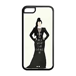 Diy iphone 5 5s case the Case Shop- Once Upon A Time TV Show TPU Rubber Hard Back Case Silicone Cover Skin for iPhone 5 5S , i5cxq-495