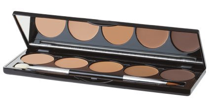 5 Shade Cream Contouring Palette - Light or Dark -