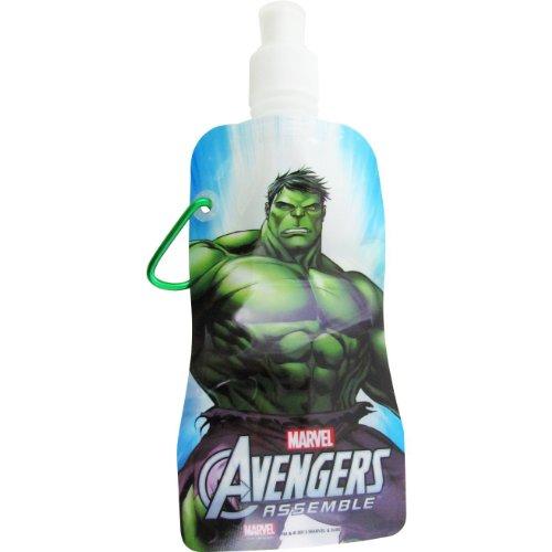 The Hulk Foldable Water Bottle for Kids