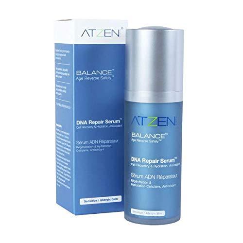 DNA Organic Anti Aging Wrinkle Repair Serum - Natural Hyaluronic Acid Repairs Scars, Sun Damage & Hyperpigmentation. Tightens Pores To Smooth, Tone & Lift. Cruelty & Paraben Free, Vegan (1 fl oz) (Best Sun Damage Repair Cream)