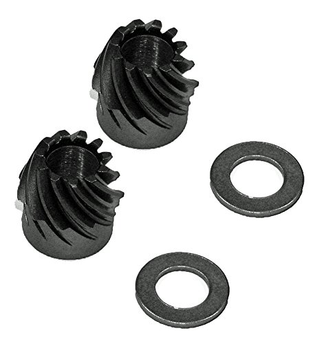 Porter Cable 7335/97355 Sander Replacement (2 Pack) PINION BEVEL # 872990-2pk