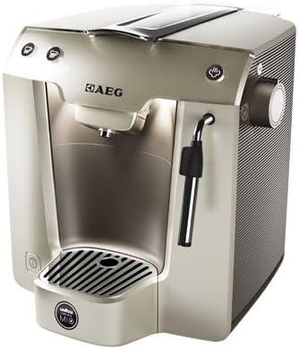 AEG Favola LM 5250 - Cafetera de monodosis con accesorio para ...