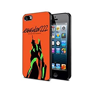 Ev206 Neon Genesis Evangelion 2.22 Cartoon Silicone Cover Case Samsung S4 @Power9shop