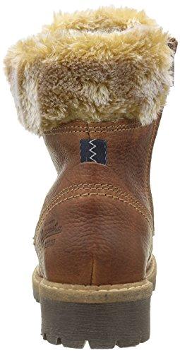 Gaastra Lucia High TMB Fur, Stivaletti Donna Beige (Beige (2400 Cognac))