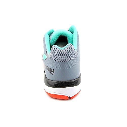 PUMA Men's Mobium Elite Speed Running Shoe,Pool Green/Tradewinds/Black,7 M US