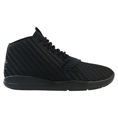 Nike Uomo, Jordan Eclipse Chukka, Tessuto Tecnico, Sneakers, Nero
