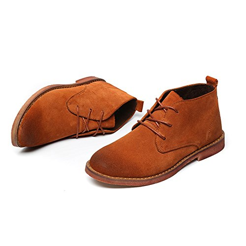 in 2017 nuove TMKOO casual pelle pi calda scarpe inverno scarpe coreano uomo marea EXRqEdw