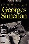 L'énigme Georges Simenon par Bresler