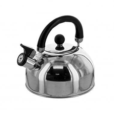 Whistling Stainless Steel Classic Tea Kettle Pot 2.5 Liter Water Kettle