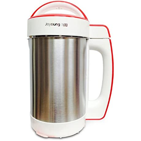 Official BONUS PACK Joyoung CTS 1078S Easy Clean Automatic Hot Soy Milk Maker With FREE Soybean Bonus Pack