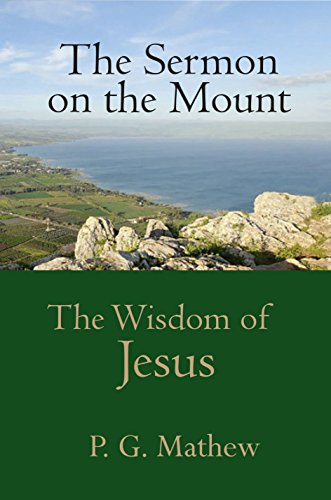 Candy Cotton Lead - The Sermon on the Mount: The Wisdom of Jesus