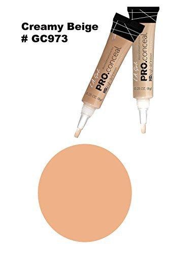 pro concealer creamy beige
