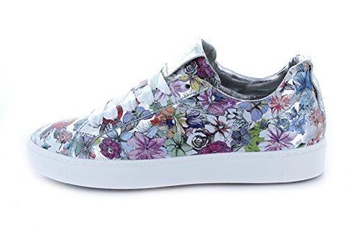 de Spring Piel Multicolor Zapatillas Para Maripé Mujer Multy 5UqYAZnwx