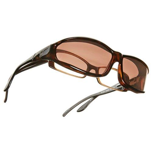 Vistana Sunglasses - Tortoise Frame with Copper Lens: Size - Cocoons Sunglass