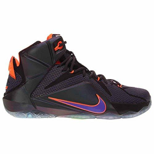 best service ee337 5f7be ... official store menns lebron lilla hule xii basketball drue hyper turkis  crimson sko hyper nike bueqq