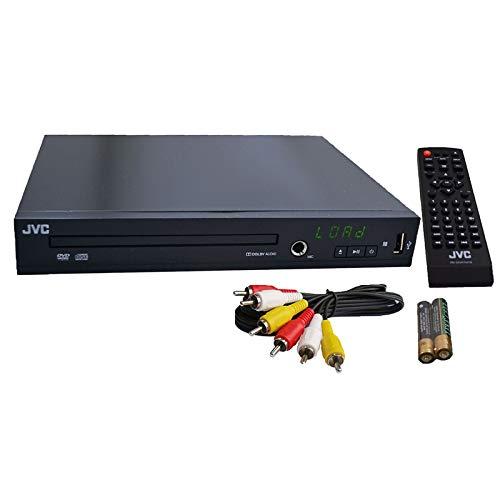 JVC Multi Region 110-240V DVD Player Dolby Audio ()