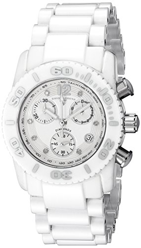 Swiss Legend Women's 10128-WSD Commander Chronograph Watch