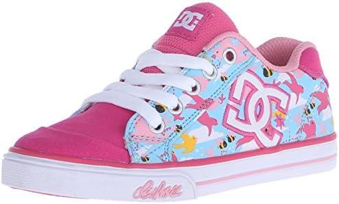 DC Footwear Kids Chelsea Graffik Sneaker Toddler//Little Kid//Big Kid