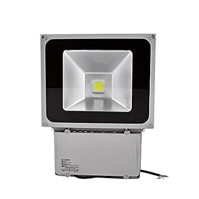 Generic 70W LED Floodlight Waterproof High Power Garden Lamp 85-265V Cool White