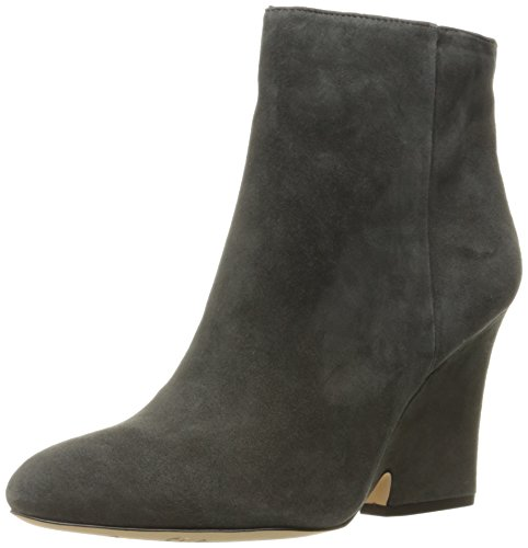 Sam Edelman Women's Wilson Ankle Bootie, Phantom Grey, 8 ...