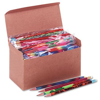 Moon Products Wood case Pencil Assortment (8210)