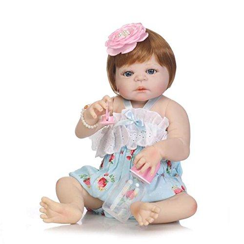 Amazon.com: hmhope realista Reborn bebé muñeca de cuerpo ...