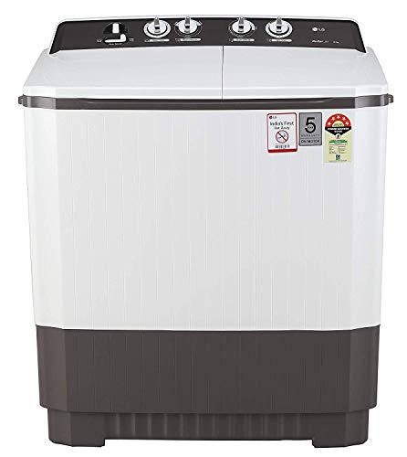 LG 9 kg 5 Star Semi-Automatic Washing Machine