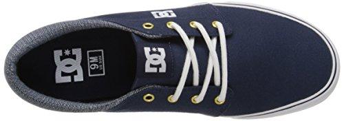 Basse DC Shoe Navy Uomo Trase Frn TX M Sneaker zqvWPaqHYw