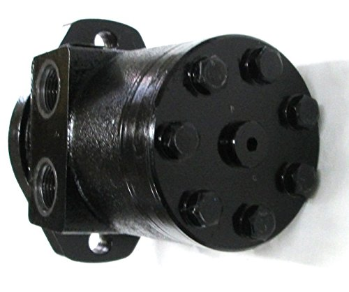 WF-101-1037 - Fluidyne Low Speed High Torque Motor 12.2 Cubic Inch Displacement 2 Bolt A Mount (3.25
