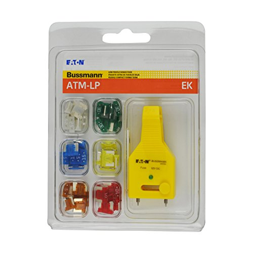Bussmann (ATM-LP-EK) ATM Low Profile Fuse Emergency Kit from Bussmann