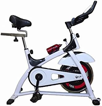 Bicicleta de spinning MG18 con 18 kg de disco de inercia: Amazon ...