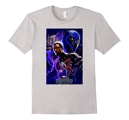 Marvel's Black Panther T-Shirts & Apparel