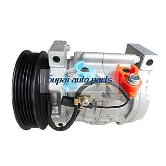 Pengchen Parts 447300-8150 - Compresor de aire acondicionado para Suzuki Vitara 2,5