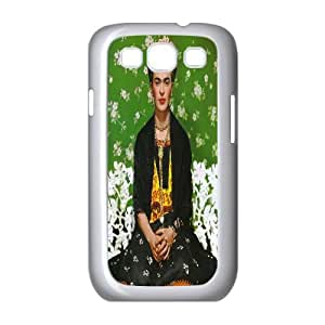 Diy Frida kahlo Cell Phone Case, DIY Durable Cover Case for Samsung Galaxy S3 I9300 Frida kahlo