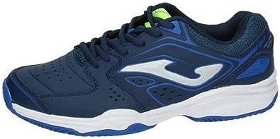 Joma T.Master 1000 Navy Blue - Zapatillas de Tenis para Hombre Azul Size: 40 EU: Amazon.es: Zapatos y complementos