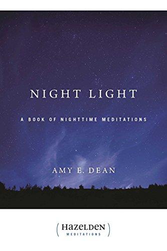 - Night Light: A Book of Nighttime Meditations (Hazelden Meditations)