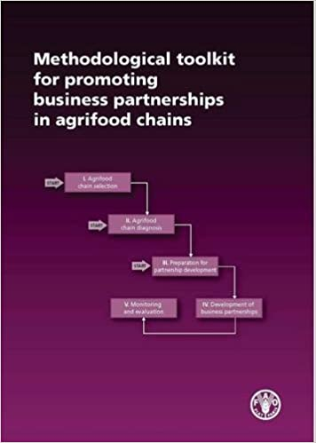 Methodological Toolkit for Promoting Business Partnerships in Agrifood Chains