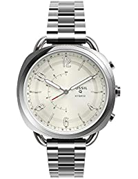 Women's Accomplice Stainless Steel Hybrid Smartwatch, Color: Silver (Model: FTW1202)