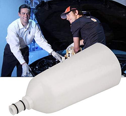 Motoröl Trichter Füllsatz Öltrichter Öl Einfülltrichter 10 Stücke Auto Öl Trichter Adapter Set Plus Swivel Offset Verlängerungsrohr Auto Werkzeug Auto