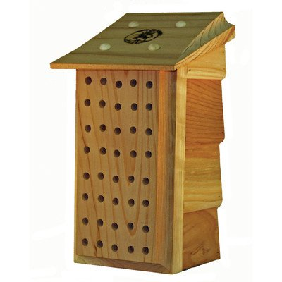Schrodt Wood (Schrodt Designs Model MB-L Mason Bee Lodge)